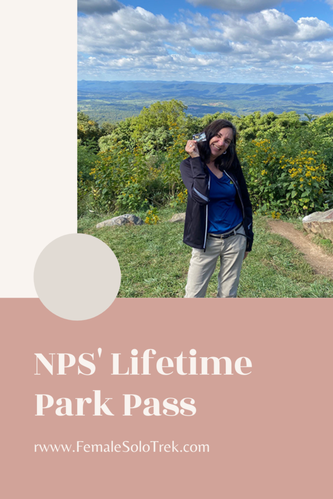 NPS Lifetime Pass