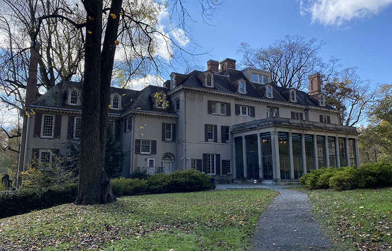 Winterthur is a must see on any Historic Home tour.