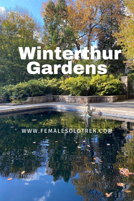 Winterthur Gardens is a 60-acre paradise.