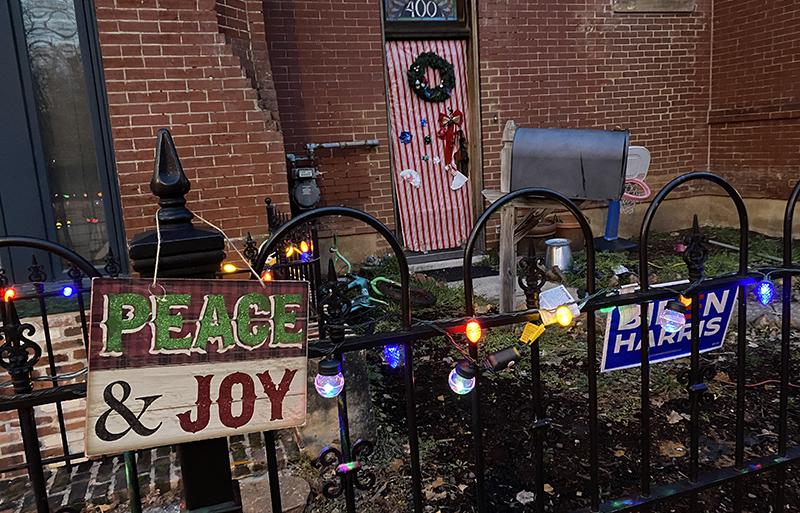 Christmas in Washington DC