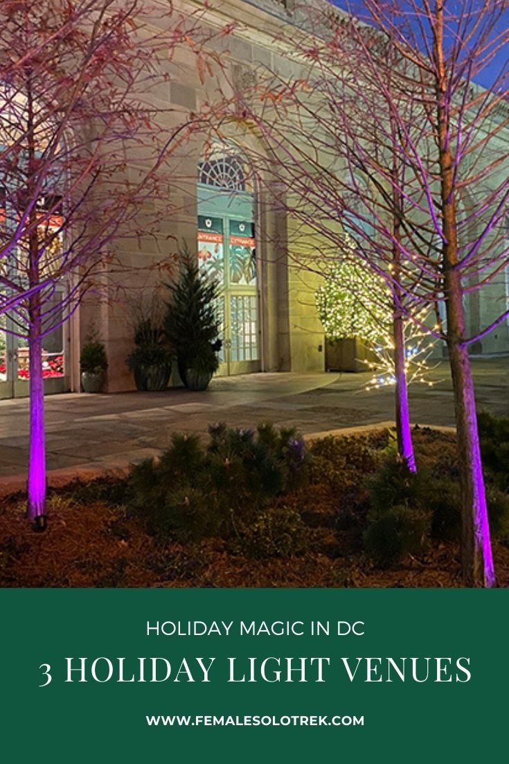 Holiday Magic DC at USBG