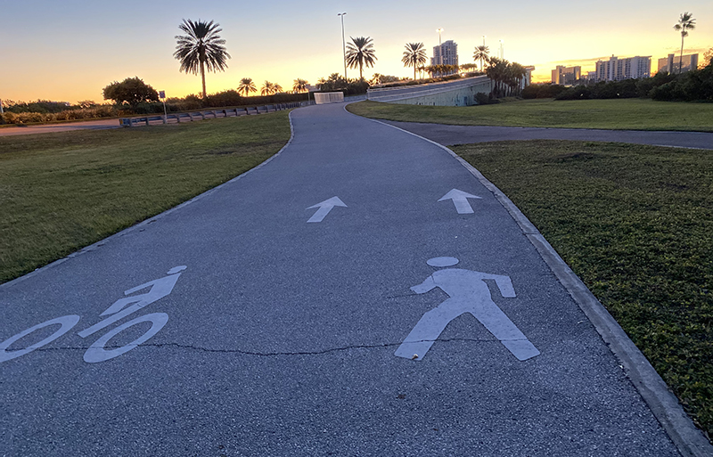 Sunrise Walk_Free Things to Do in Clearwater