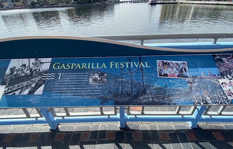 Downtown Tampa Gasparilla Festival