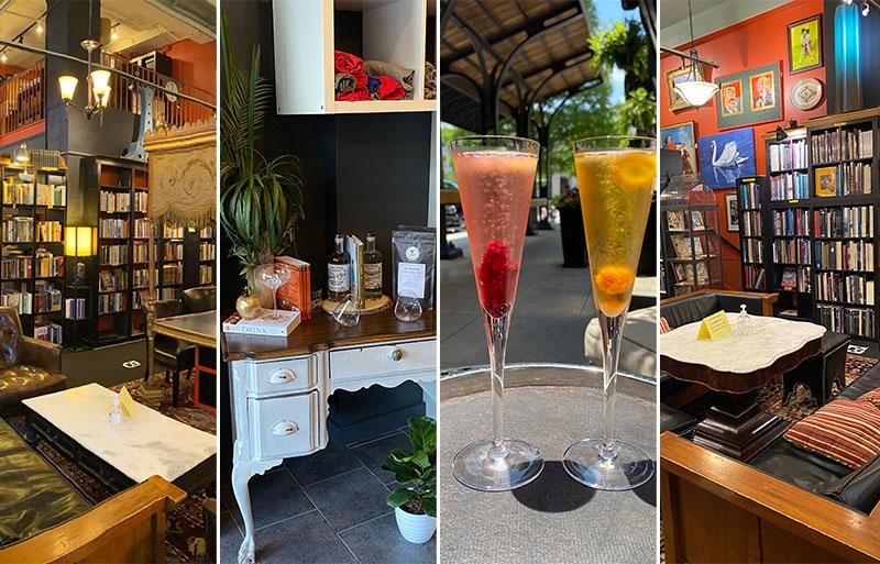 Asheville cocktail experimentation