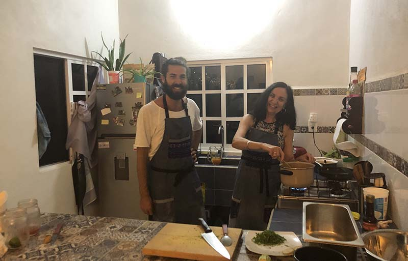 Isla Holbox private cooking lesson