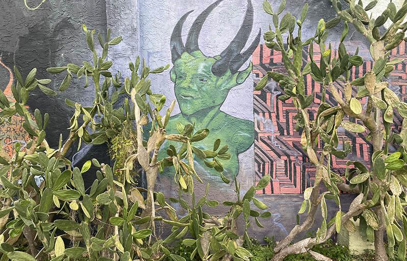 St. Pete mural