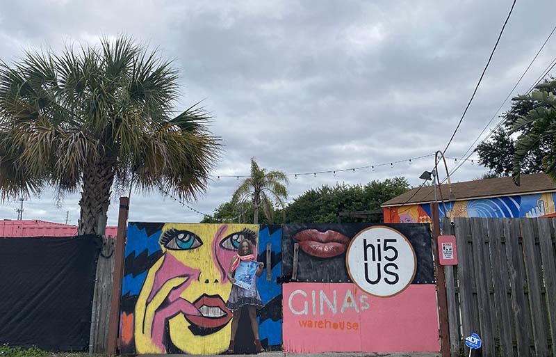 St Pete Florida_Mural