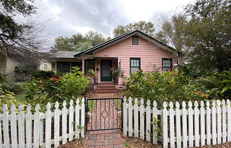 St Pete Florida Kenwood house
