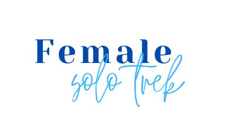 FemaleSoloTrek