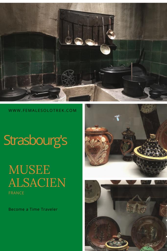 Strasbourg's Musee Alsacien