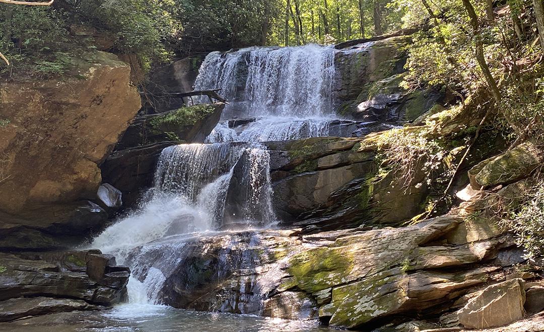 Little Bradley Falls waterfall