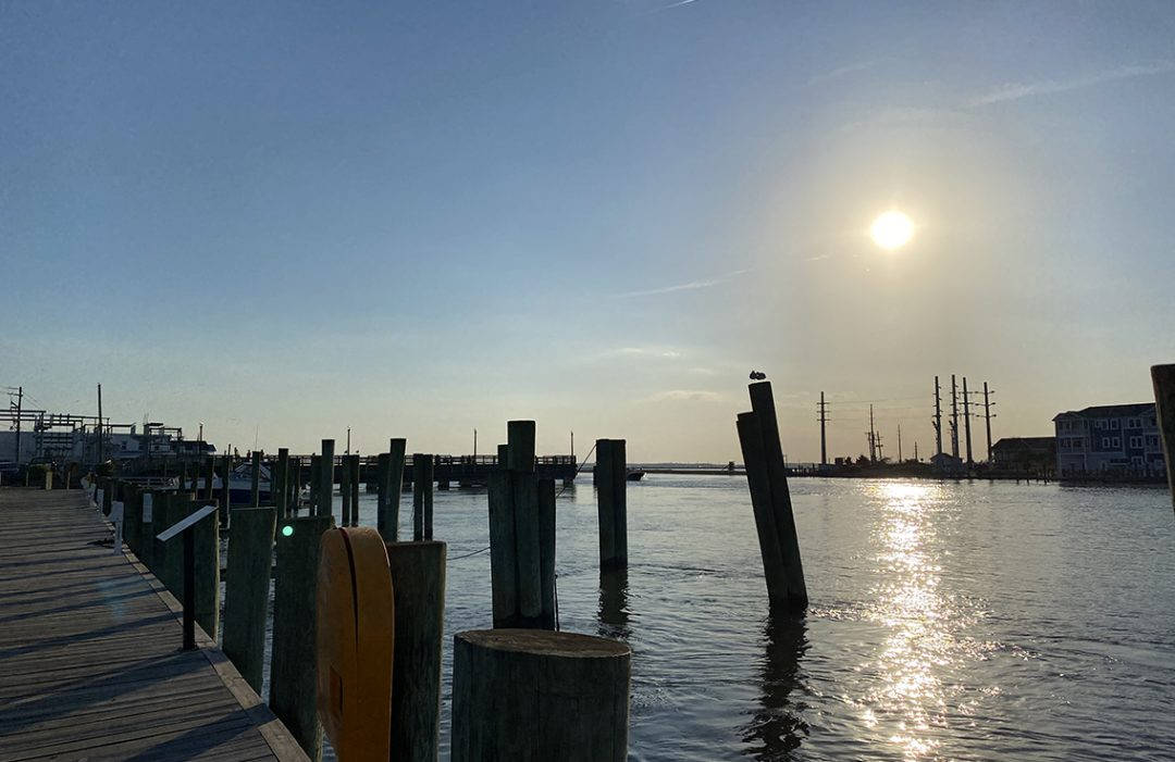 Chincoteague Town features a small town island experience.