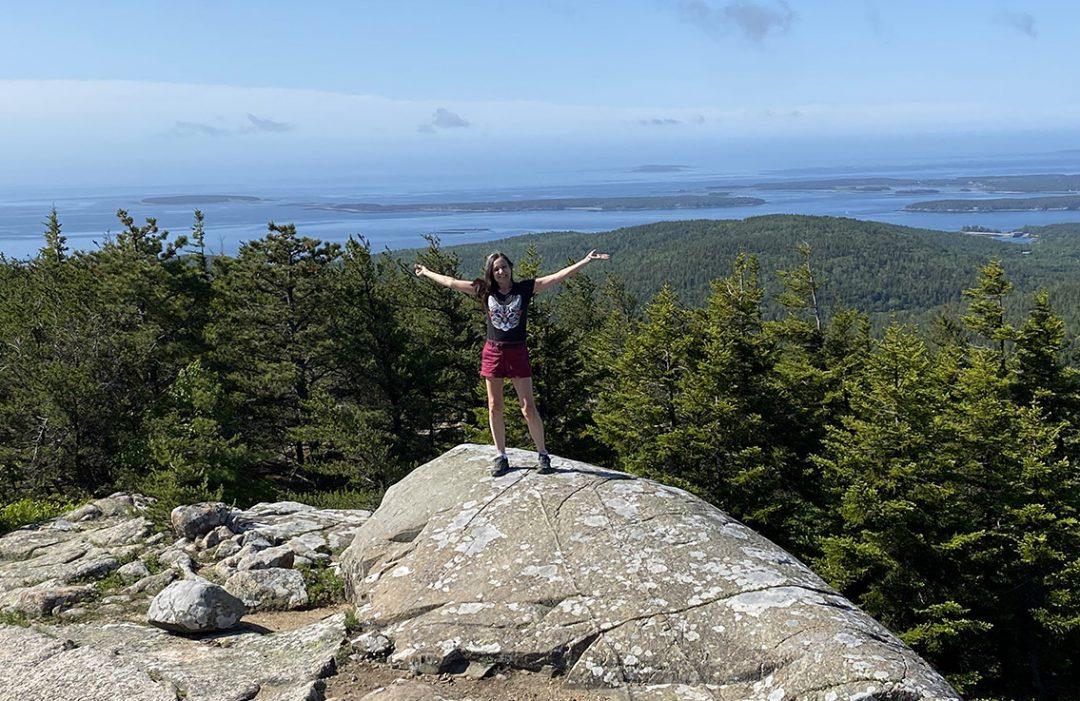 Park Scrapbook: Acadia National Park